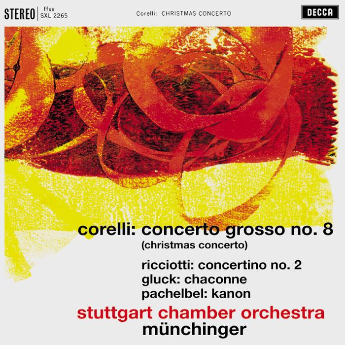 Concerto grosso No. 8 / Canon / Concertino No. 2 / Chaconne image
